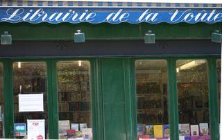 Librairie de la Voute