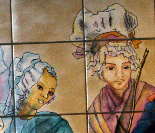 Metro mural 4