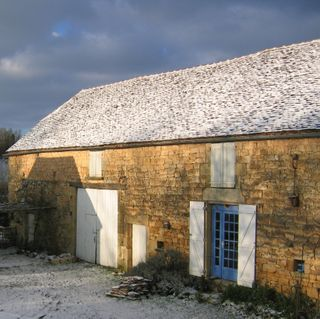 Masonry - Barn