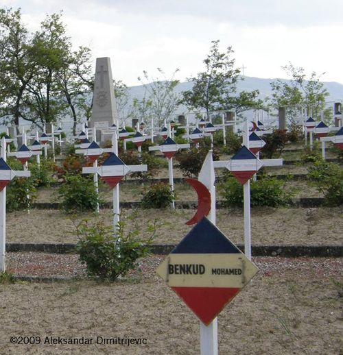 French Military Cemetery Skopje