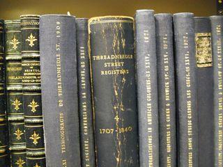 Huguenot Society Library