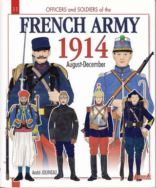 French Army 1914