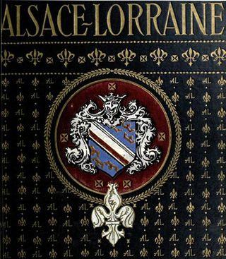 Alsace-Lorraine crest