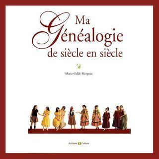 Ma Généalogie cover2