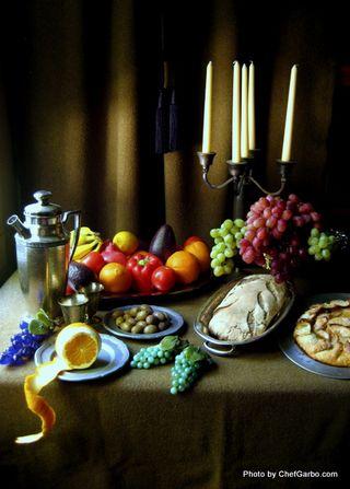Renaissance Thanksgiving