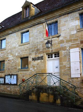 Excideuil mairie