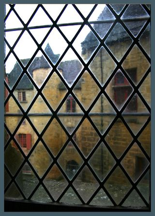 Sarlat window view small