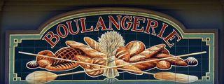 Boulangerie sign