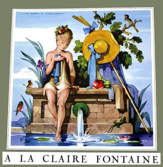 Claire fontaine pic
