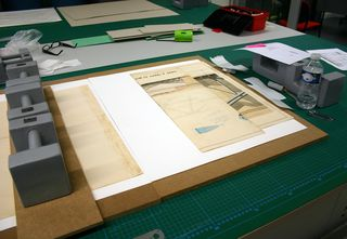 Archives Conservation