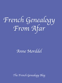 French Genealogy From Afar
