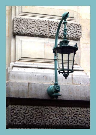 Louvre Lamp