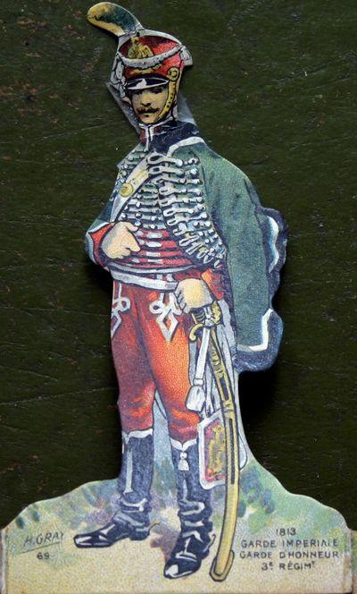 1813 Garde Impériale Garde d'Honneur 3e régiment 2