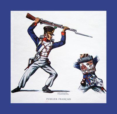 Fusilier français