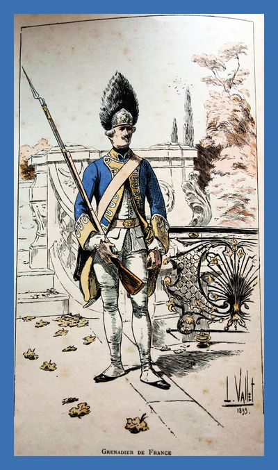 Grenadier de France