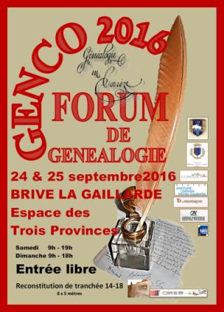 Genco poster