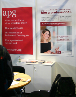 APG Stand