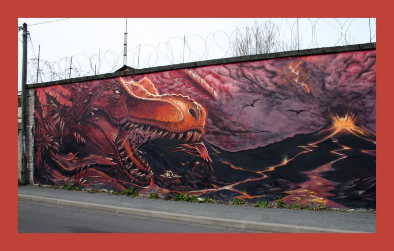 Bordeaux Dinosaurs