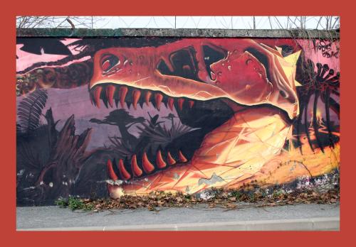 Last dinosaur of Bordeaux