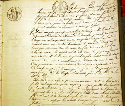 Documents in inventory