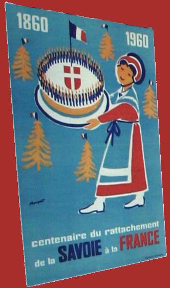 Savoie Poster