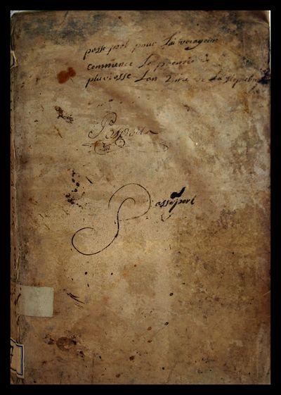 Passports - 1794