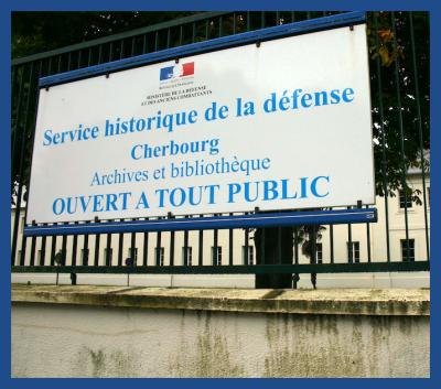 Cherbourg SHD