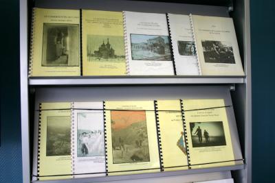 ECPAD publications
