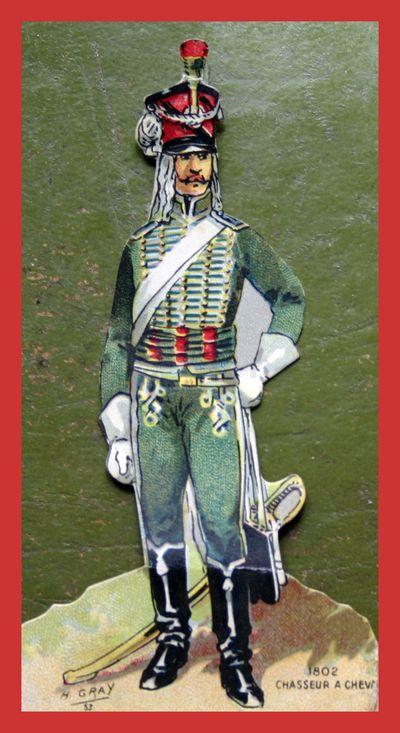 1802 Chasseur à Cheval