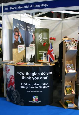 Belgian stand