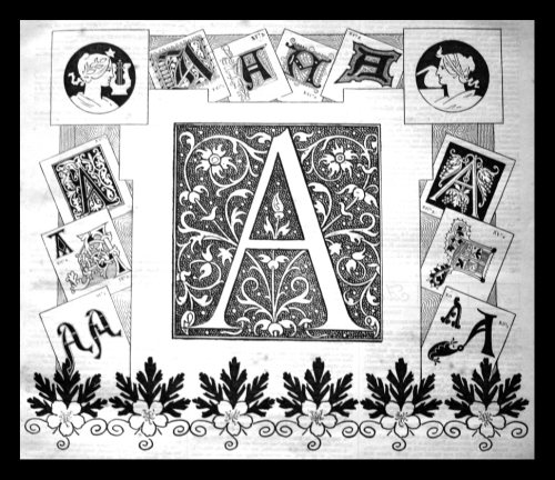 A for Ardèche