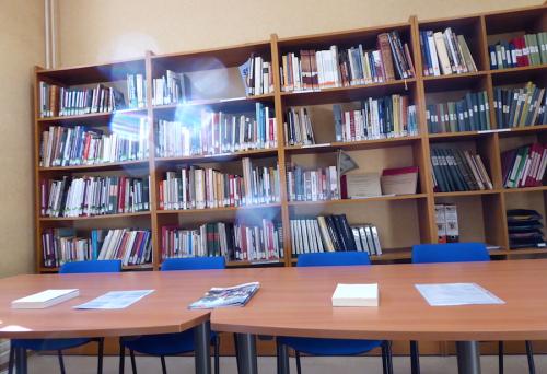AM Colmar reading room