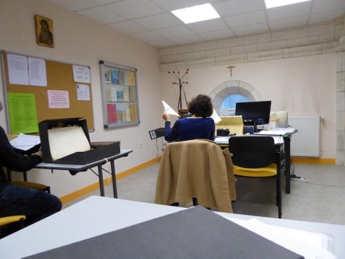 Diocesan Archives La Rochelle