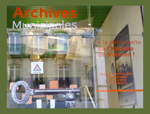 Archives municipales de Vannes