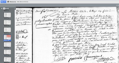 1806 Bunker death registration