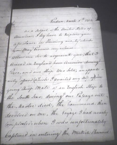 Peleg Bunker 1804 letter p1
