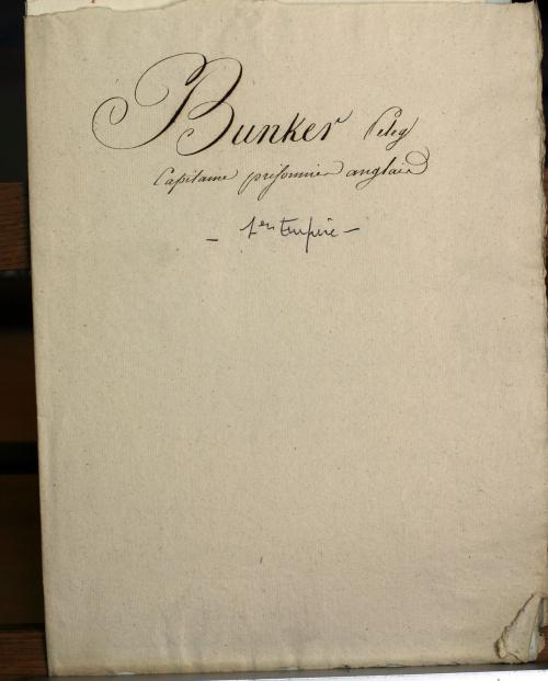 Bunker - file cover