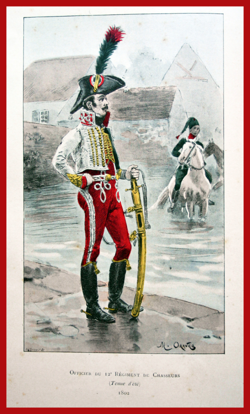 Chasseurs 1802