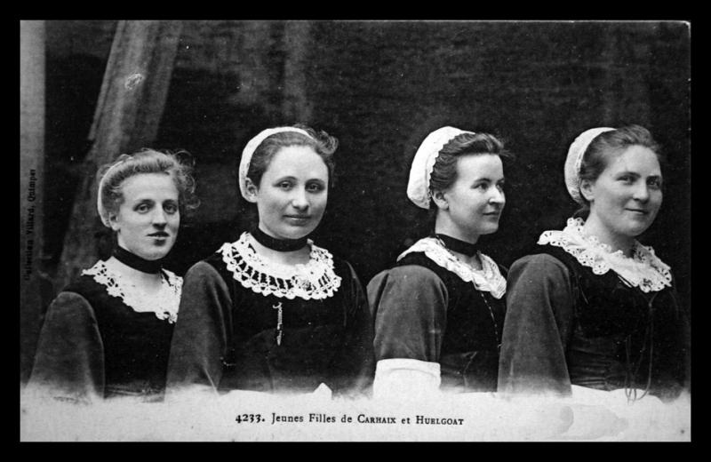 Women - Bretagne (Carhaix et Huelgoat)
